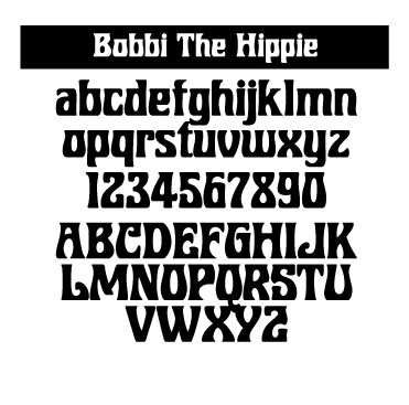Subflux - Mickey Rossi - Free Fonts